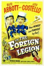 Abbott y Costello en la legión extranjera