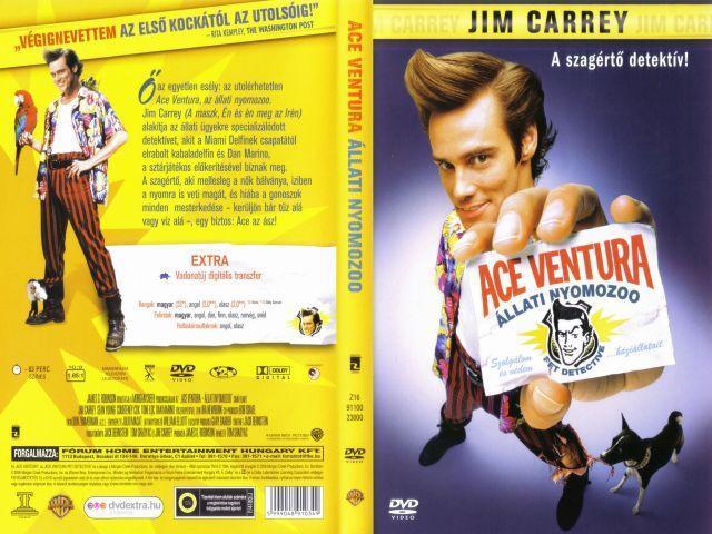 Sección Visual De Ace Ventura Un Detective Diferente Filmaffinity