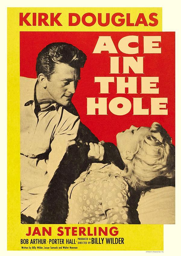Ace in the Hole (1951) - Filmaffinity