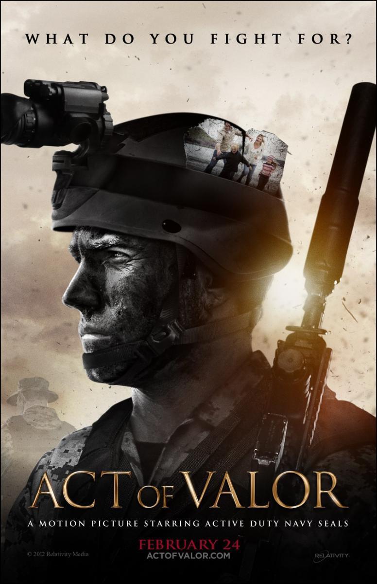 Acto de valor (2012) - Filmaffinity