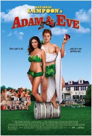 Adán y Eva (Ella siempre dice no)