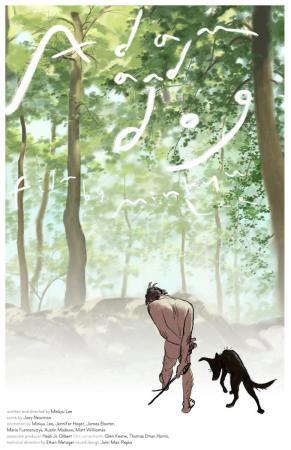 Adam and Dog (C)