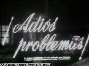 Adiós problemas