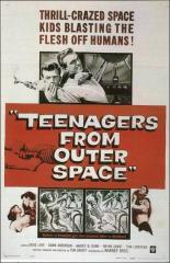 f90182bda Adolescentes del espacio exterior (1959) - FilmAffinity