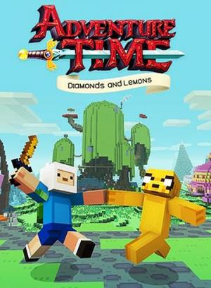 Adventure Time: Diamonds and Lemons (TV) (C)