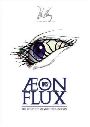Aeon Flux - MTV's Æon Flux (Serie de TV)