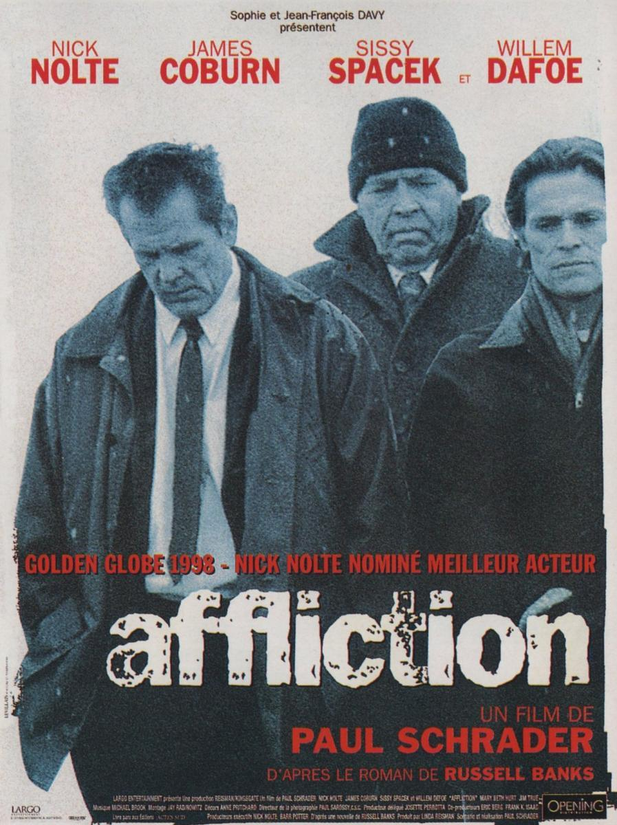 Analysis of 'Affliction', by Russell Banks