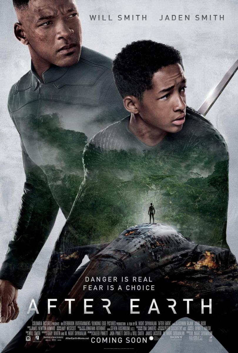 After Earth 2013 Filmaffinity