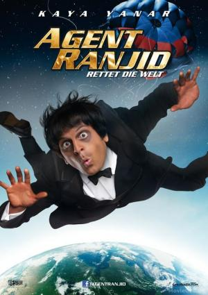 Agente Ranjid salva al mundo