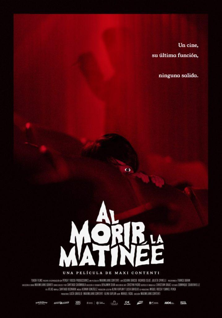 Al morir la matinée (2020) - Filmaffinity