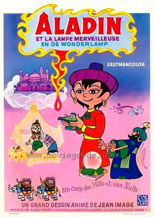 Aladdin And His Magic Lamp 1970 Filmaffinity