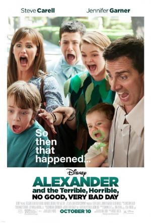 Alexander Y El Dia Terrible Horrible Espantoso Horroroso 2014