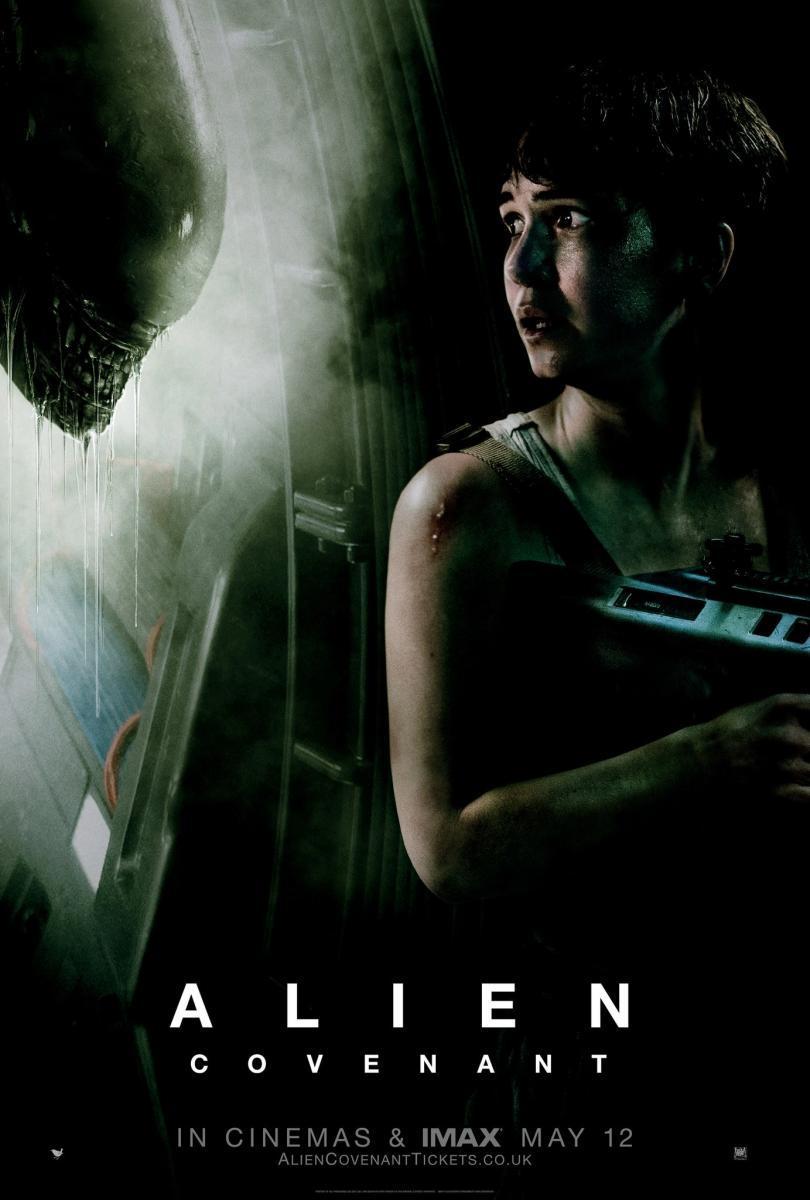 Alien Covenant 2017 Filmaffinity