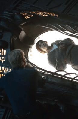 Alien: Covenant - Prólogo: The Crossing (C)