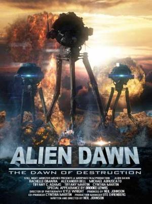 Alien Dawn 2012 Filmaffinity