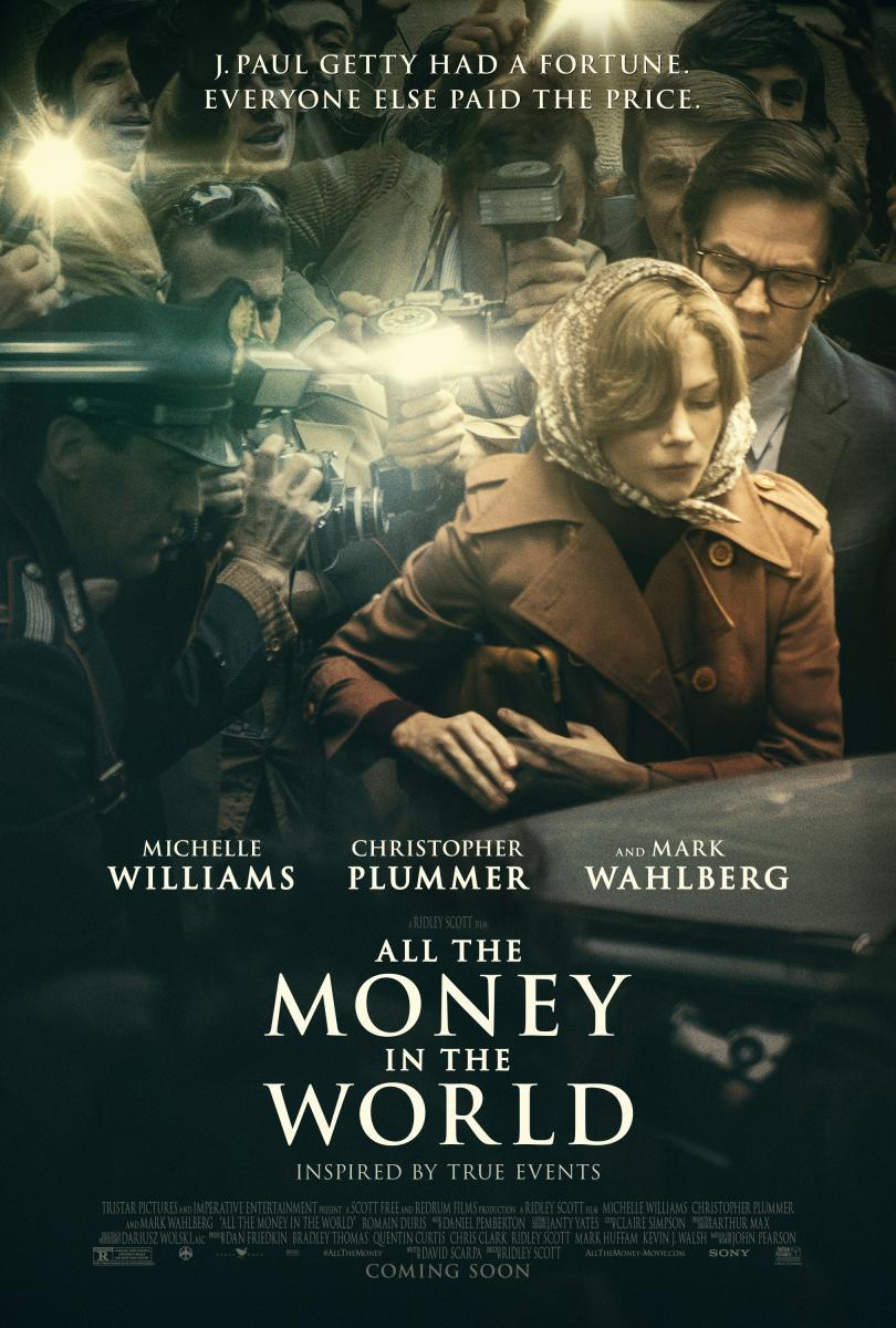 All the Money in the World (2017) - Filmaffinity
