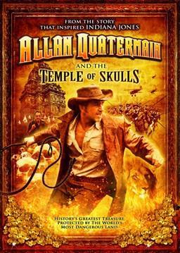 Allan Quatermain y el Templo de las Calaveras