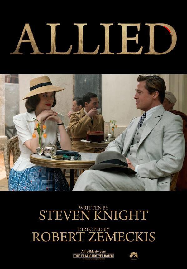 Allied  2016  - ...Film