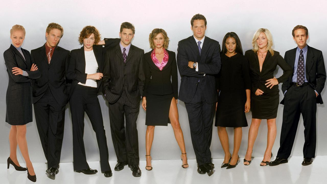 a review of the television series ally mcbeal « tv series page ally mcbeal: season 2  audience reviews for ally mcbeal: season 2  discuss ally mcbeal on our tv talk forum.