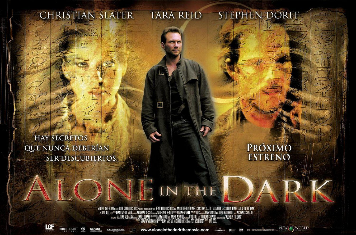 Alone In The Dark 2005 Filmaffinity