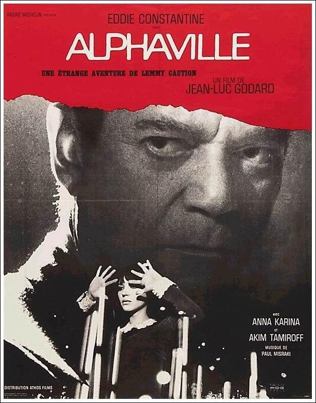 críticas de alphaville (1965) - filmaffinity