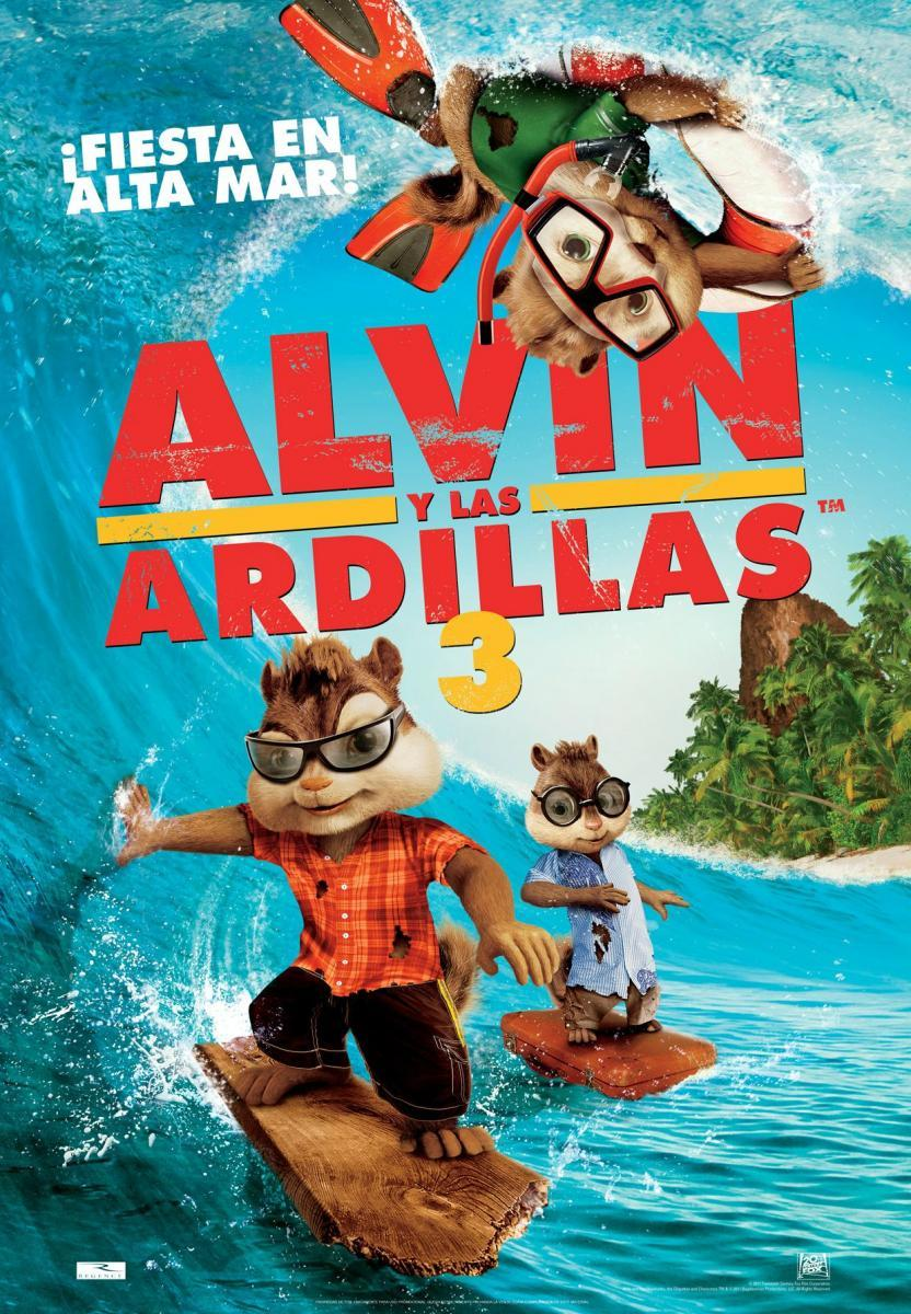 Alvin And The Chipmunks 3 Images alvin and the chipmunks: chip-wrecked (alvin and the