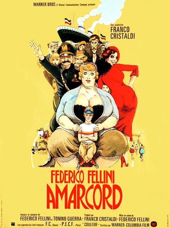 Amarcord (1973) - Filmaffinity