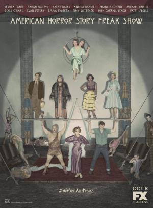 American Horror Story: Freak Show (Miniserie de TV)