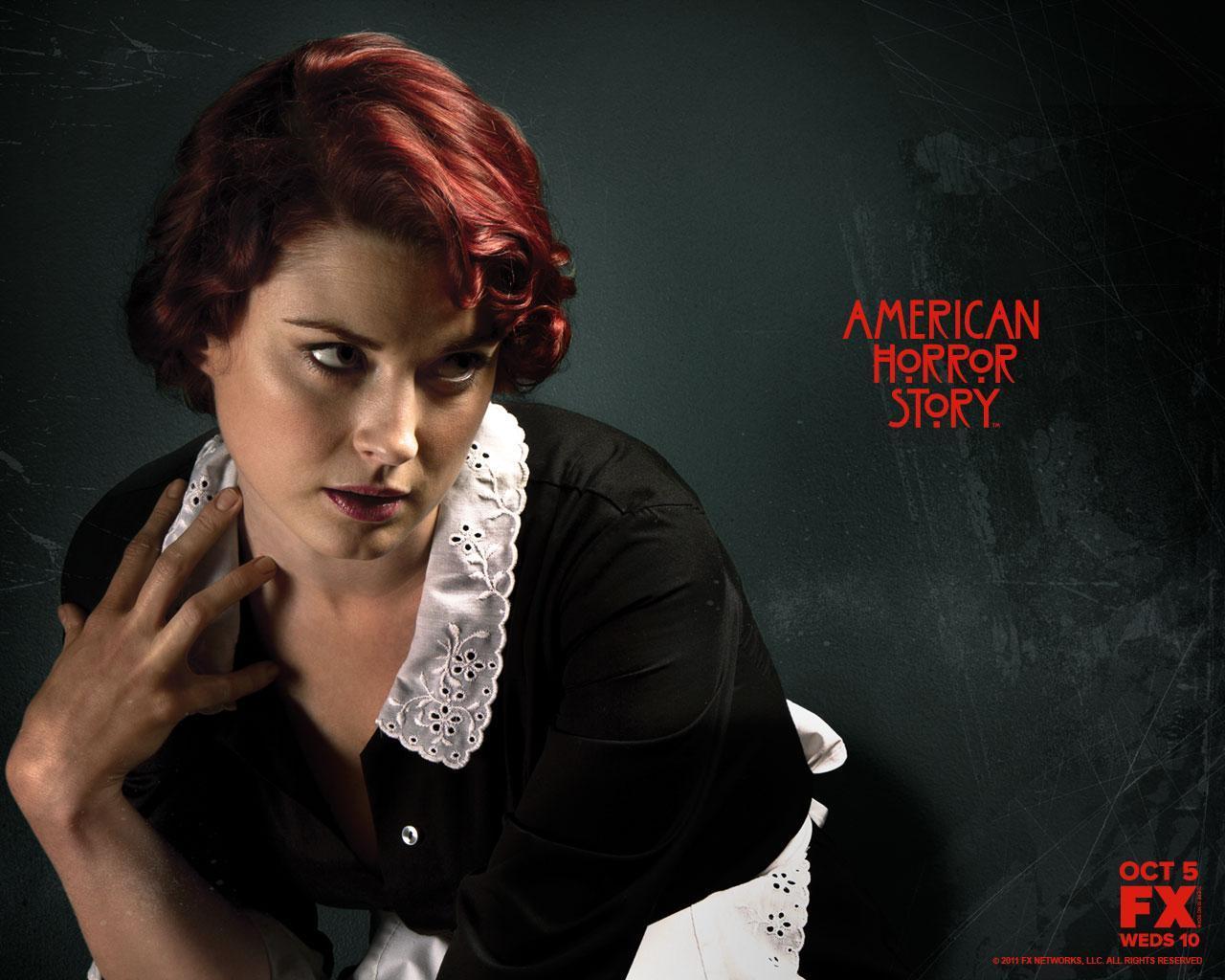 Sección Visual De American Horror Story La Casa Del Crimen