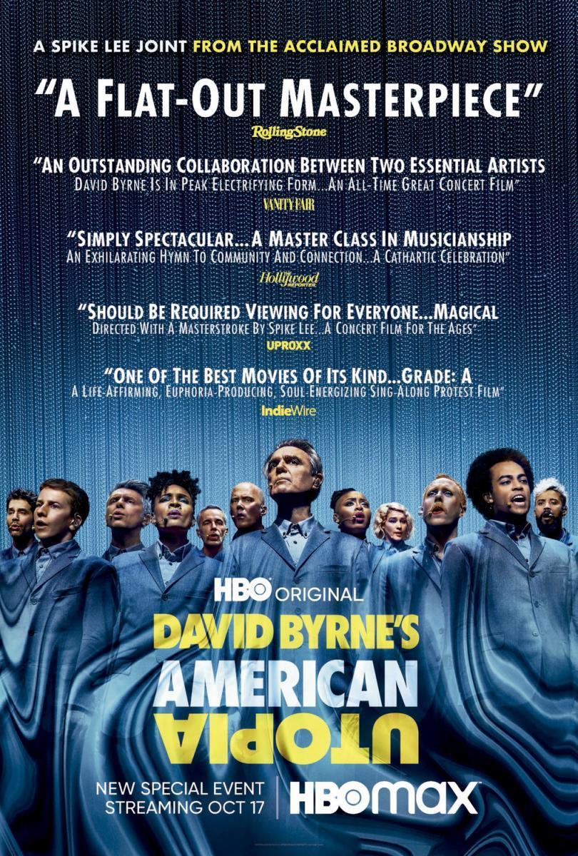 Últimas películas que has visto (las votaciones de la liga en el primer post) - Página 12 American_Utopia-876161934-large