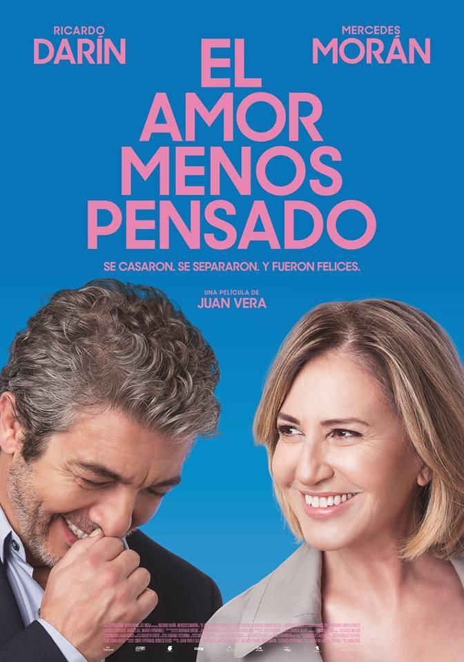 Resultado de imagem para El Amor Menos Pensado Juan Vera poster