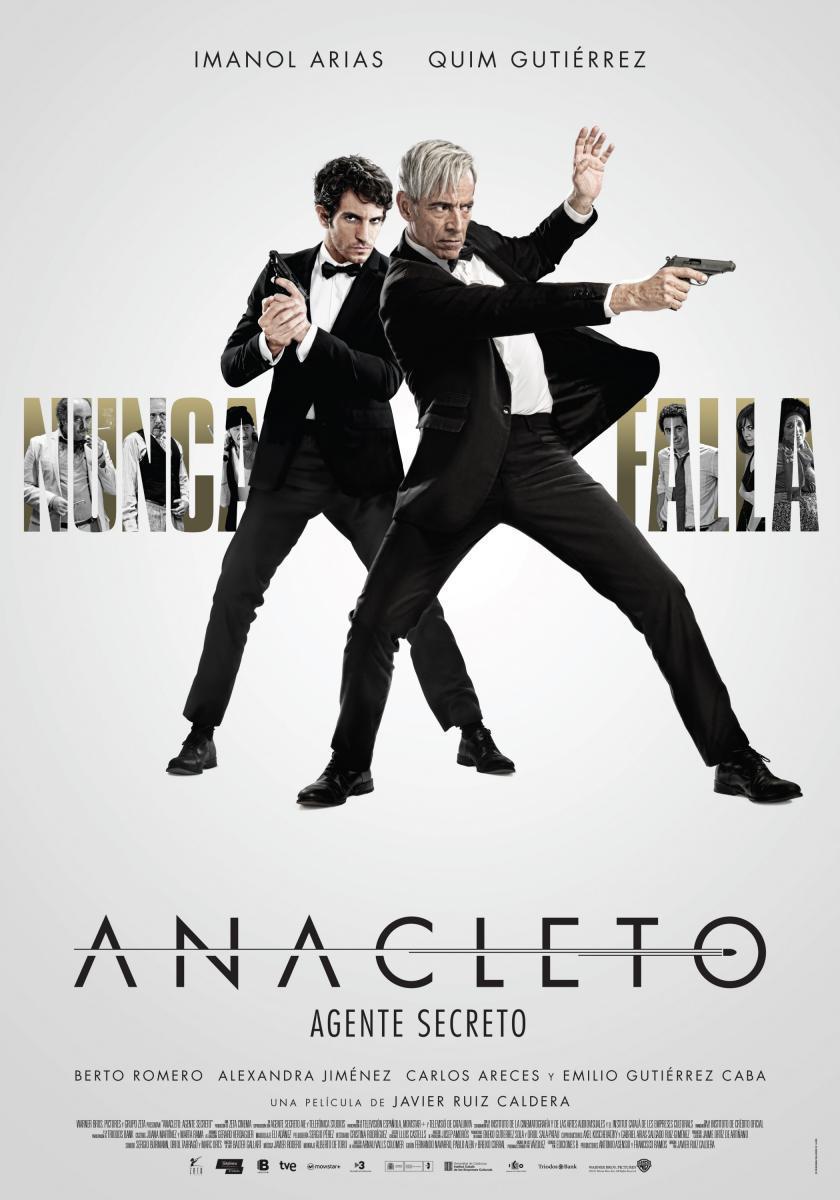 Anacleto: Agente secreto film 2016 online