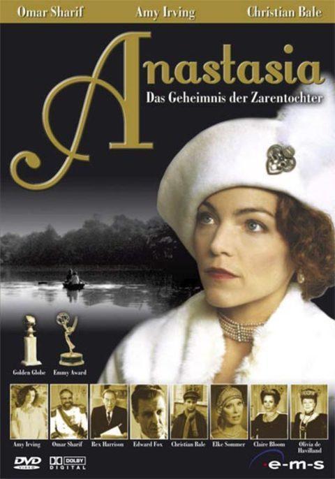 Anastasia, the mistery of Anna
