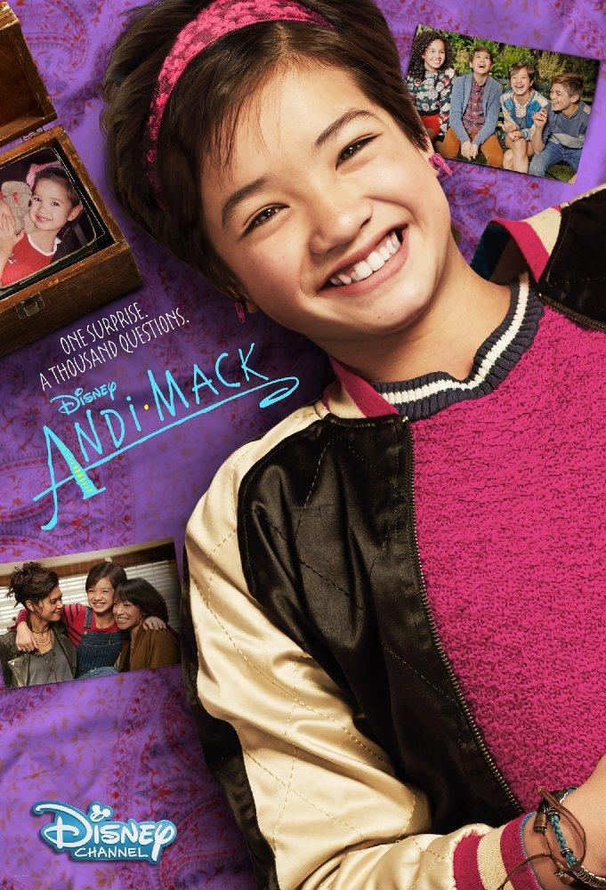 Andi Mack Tv Series 2017 Filmaffinity Main characters andi mack the youngest daughter of celia and ham … at first, it seems okay, with him showing up to the mack household after bex sent him a simple hey. (causing him to bond with her and andi) and taking a recipe that was a signature of celia's mother (causing celia to let him stay. filmaffinity