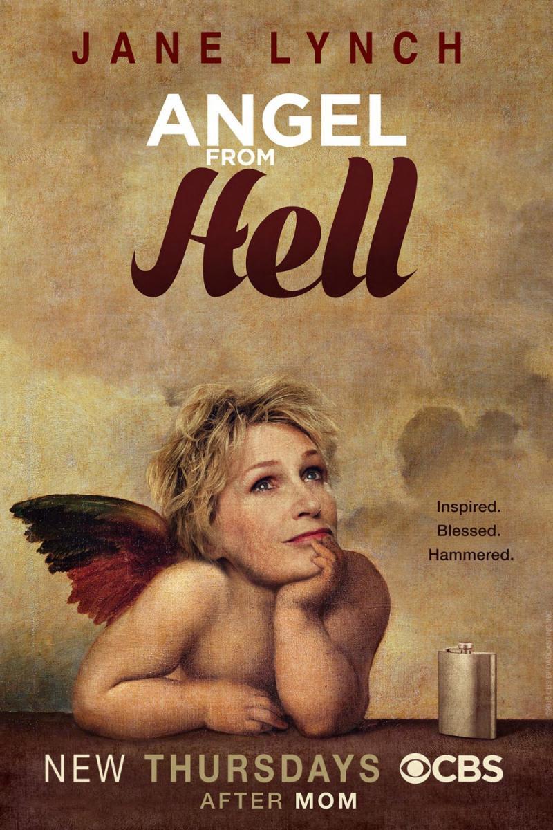 Angel from Hell (Serie de TV) - Poster / Imagen Principal