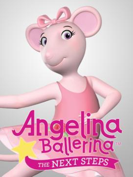 Angelina Ballerina: The Next Steps (TV Series) (2009