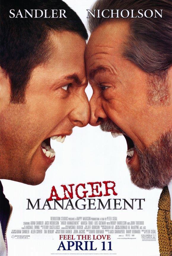 Anger Management 2003 Filmaffinity