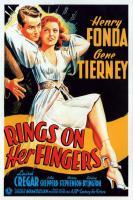 Anillos en sus dedos  - Poster / Imagen Principal