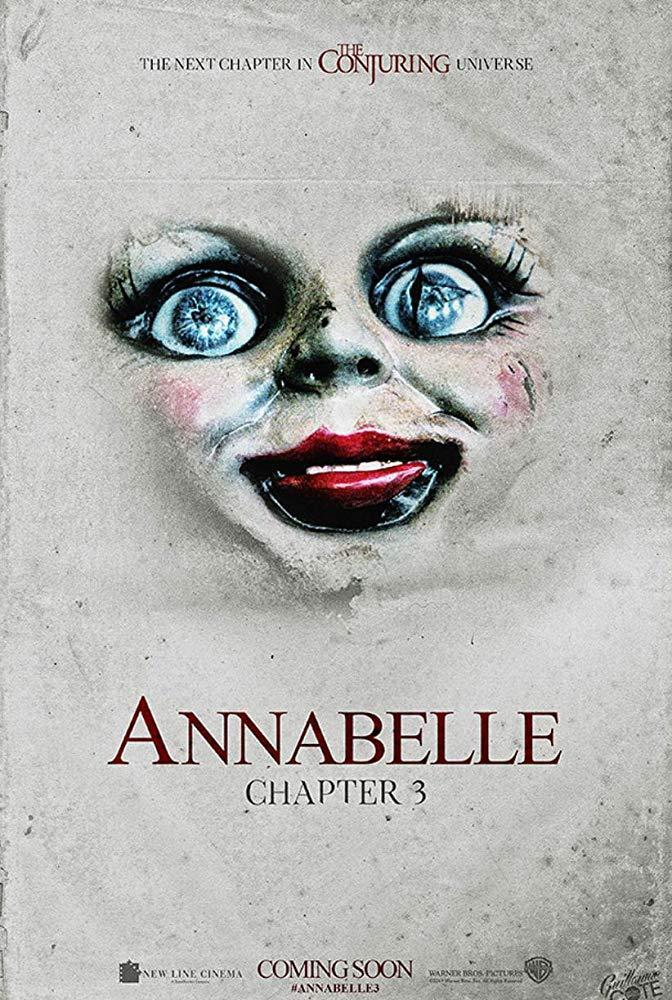 Annabelle Comes Home 2019 Filmaffinity
