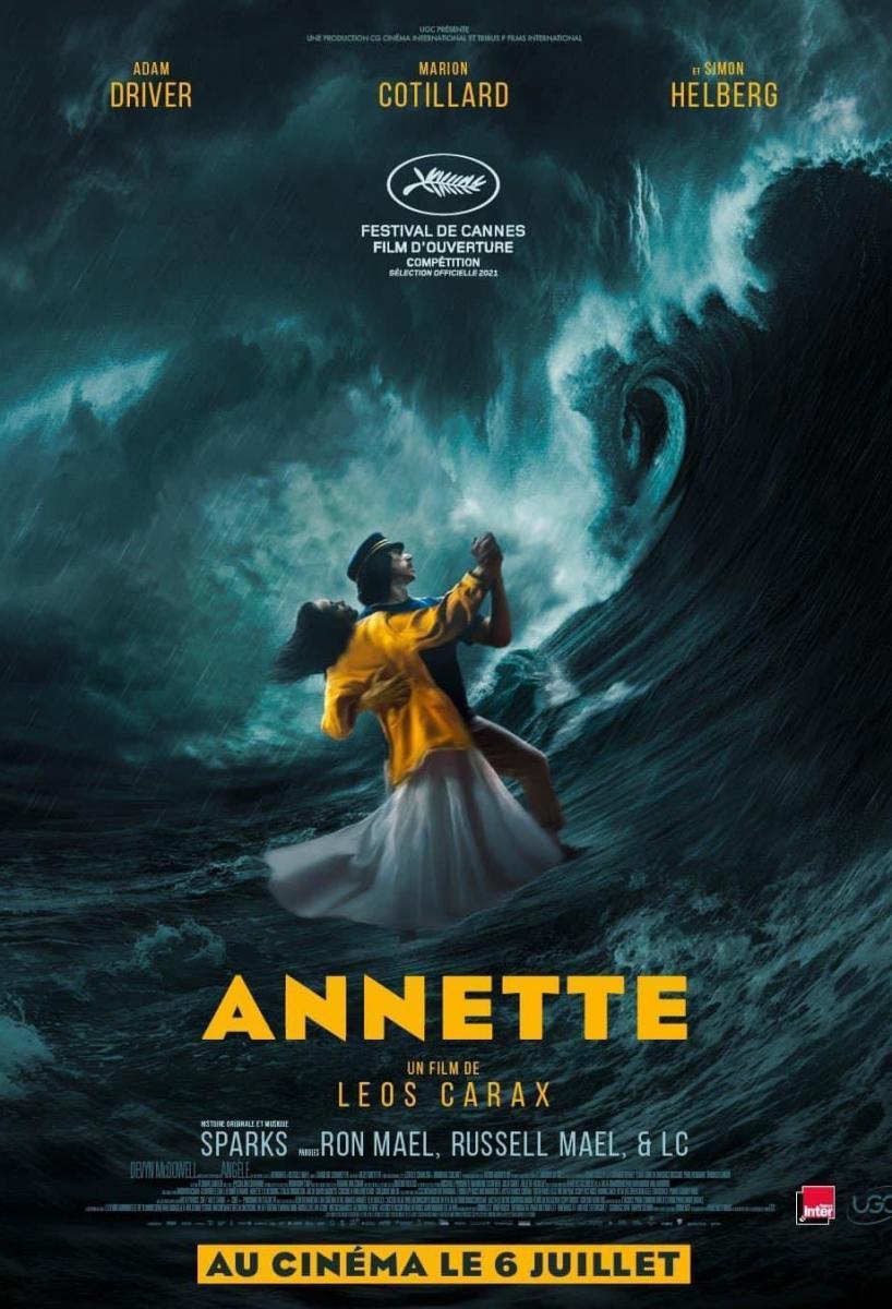 Últimas películas que has visto (las votaciones de la liga en el primer post) - Página 19 Annette-311409480-large