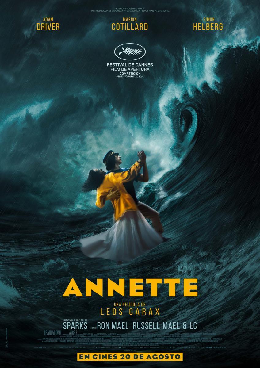 Últimas películas que has visto (las votaciones de la liga en el primer post) - Página 20 Annette-976110141-large