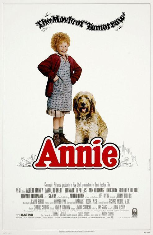 Annie (1982) - Filmaffinity