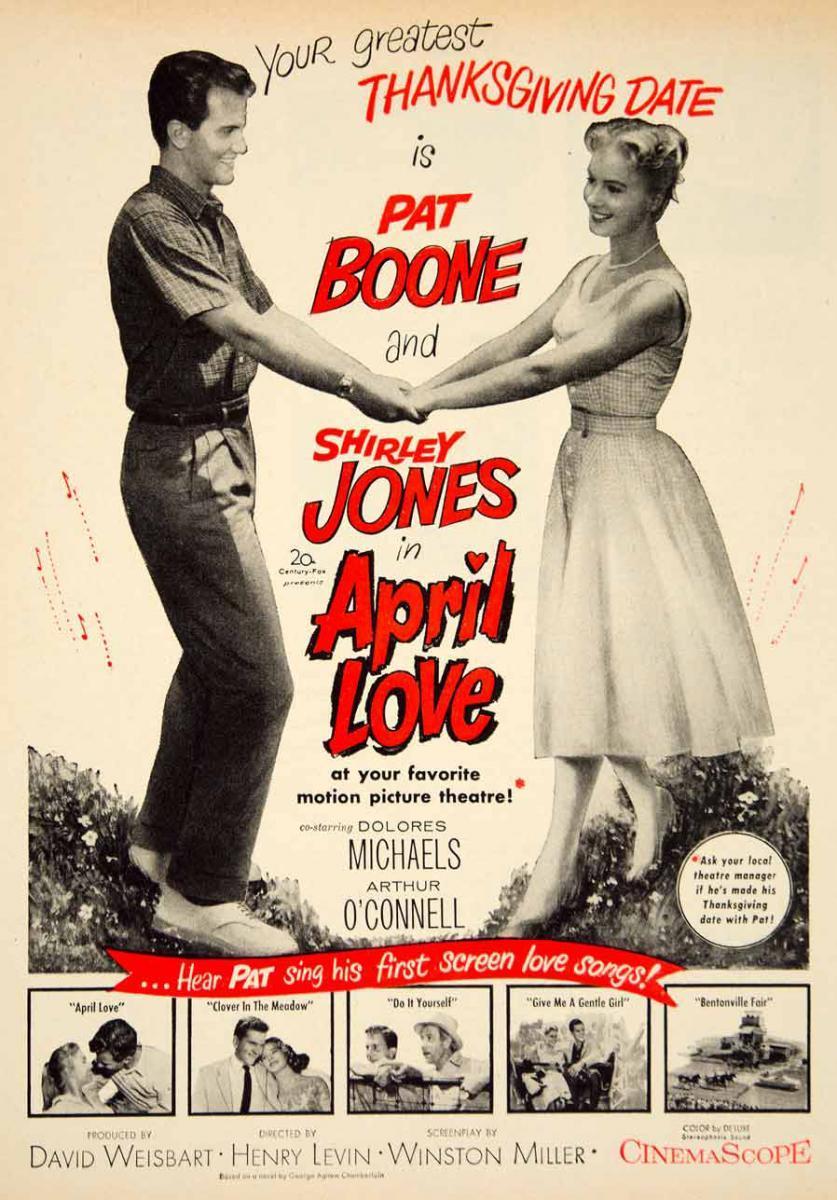 Car Shows On Netflix >> April Love (1957) - FilmAffinity