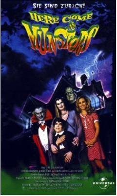 Aquí vienen los Monsters (TV)