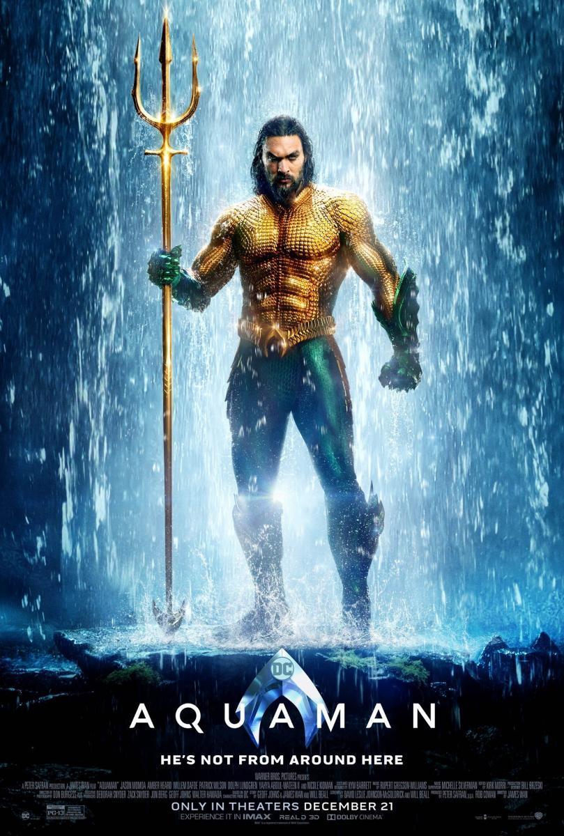 Aquaman 2018 Filmaffinity