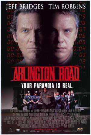 Arlington Road. Temerás a tu vecino