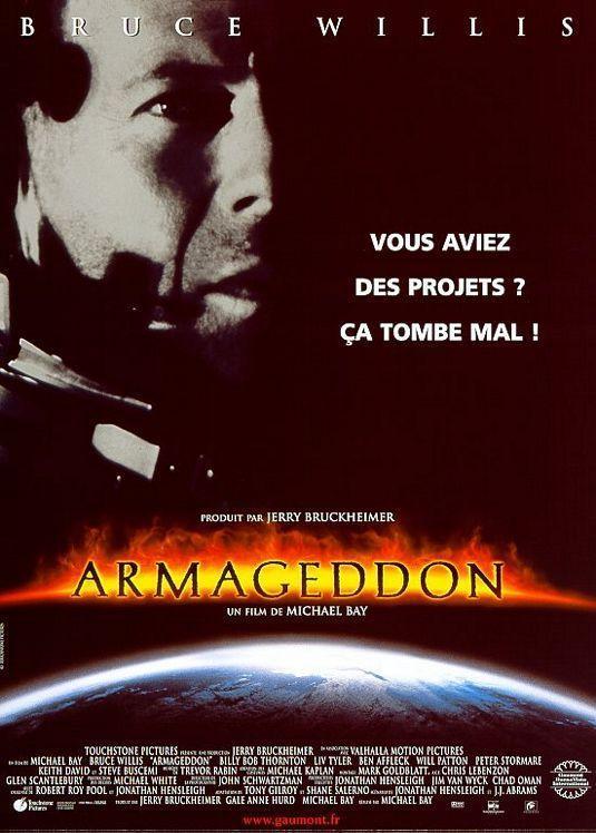 Armageddon 1998 Filmaffinity