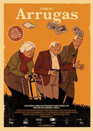 Arrugas (2011) - Filmaffinity