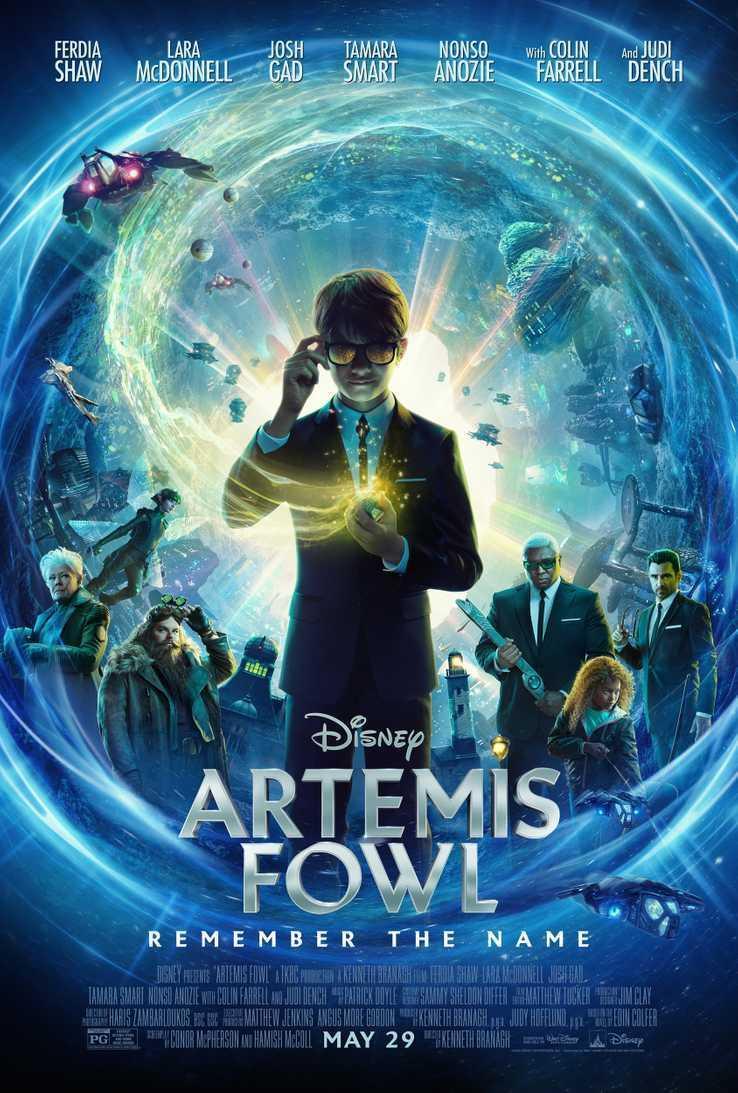 Artemis Fowl (2020) - Filmaffinity