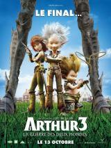 Arthur 3: La guerra de los mundos Online Completa  Latino